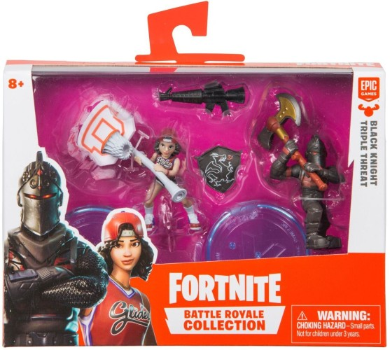 Action figure Fortnite: 2-pack 5 cm