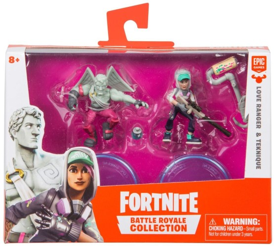 Action figure Fortnite: 2-pack 5 cm (35632)
