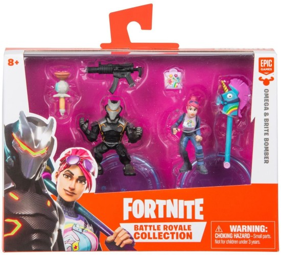 Action figure Fortnite: 2-pack 5 cm (35634)