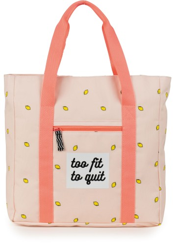 Shopper Awesome Girls pink: 35x40x15 cm
