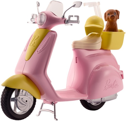 Scooter Barbie (FRP56)