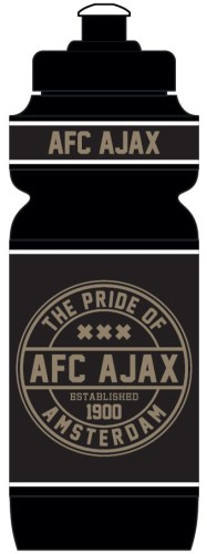 Bidon ajax zwart/goud: 750 ml