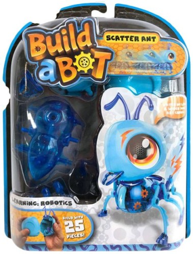 Build a Bug Gear2Play: mier