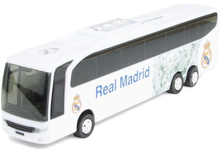 Bus real madrid: 15 cm