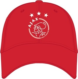 Cap ajax junior rood