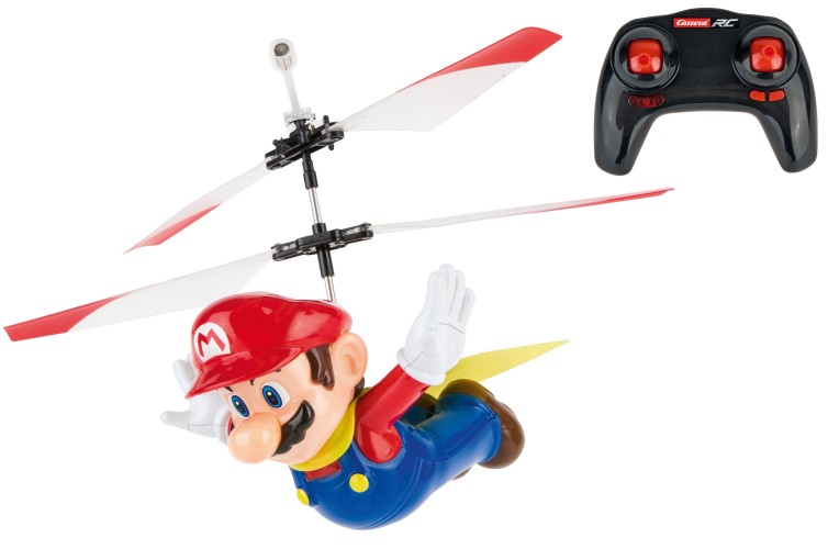 Helicopter RC Carrera: Flying Cape Mario (501032)