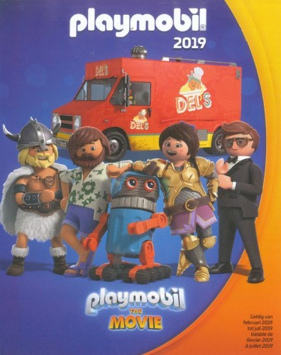 Catalogus Playmobil 2019