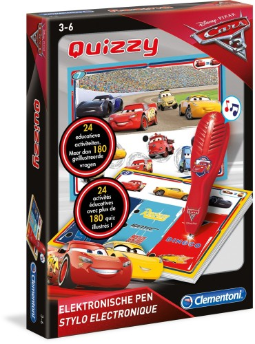 Quizzy Cars 3 Clementoni