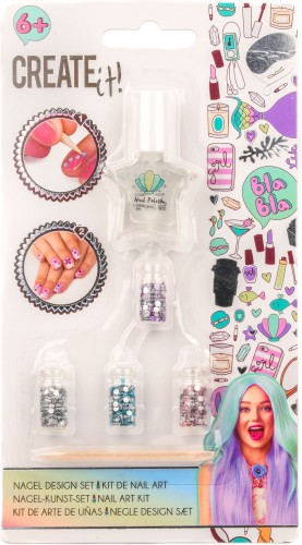 Nail Art set Create it (84103)