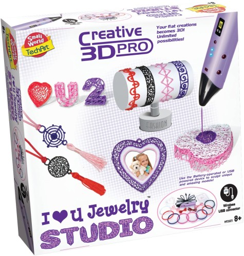 Jewelery art 3d pen Creative