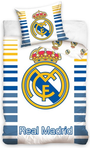 Dekbed real madrid barcode