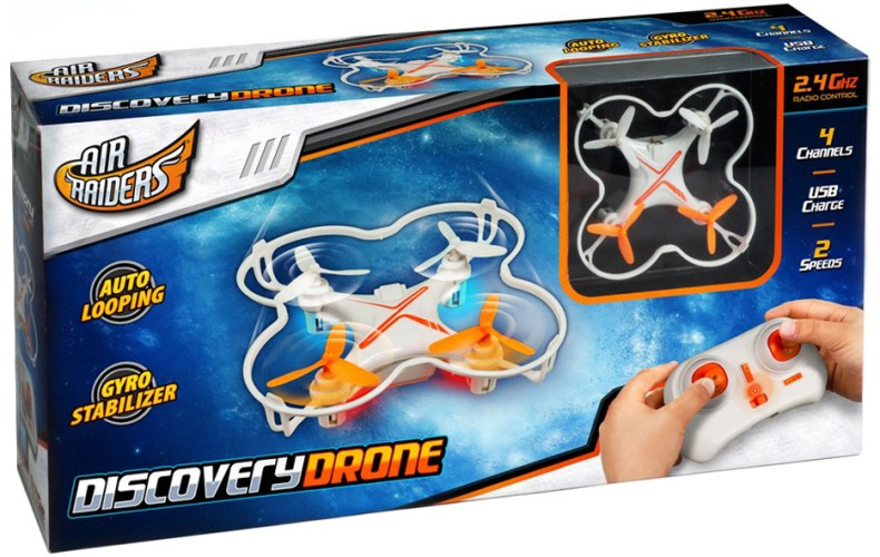 Discovery Drone Air Raiders