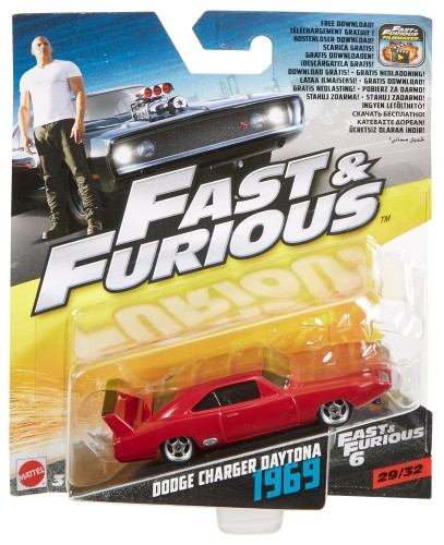 Die-cast vehicle Fast & Furious: Dodge Charger