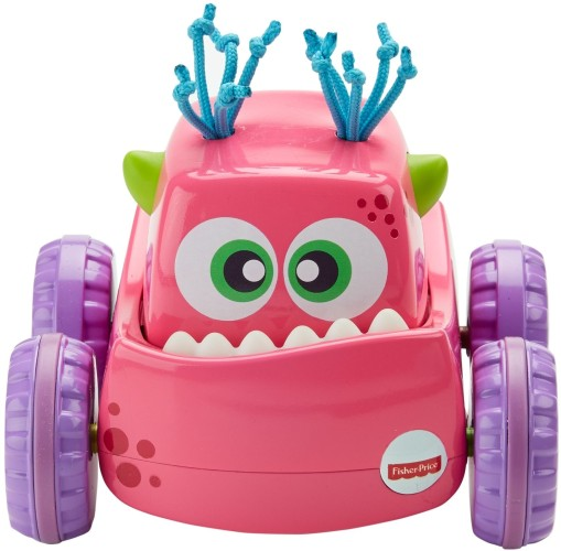 Duw & Rij Monstertruck Fisher-price