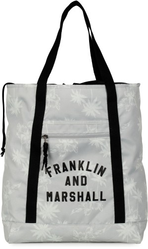 Shopper Franklin M. Girls grey: 41x33x15 cm