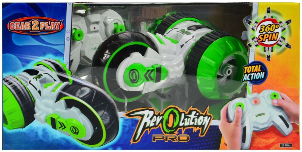 Revolution Pro Stuntcar Gear2Play