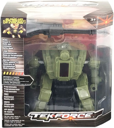 Tekforce Actierobot Gear2Play: Gunny
