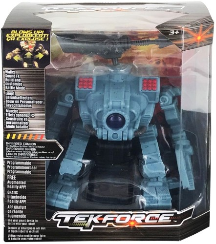 Tekforce Actierobot Gear2Play: Deep Dive