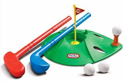 Golfset Little Tikes