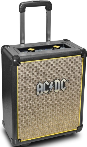 Portable Bluetooth Speaker ACDC iDance TNT-3