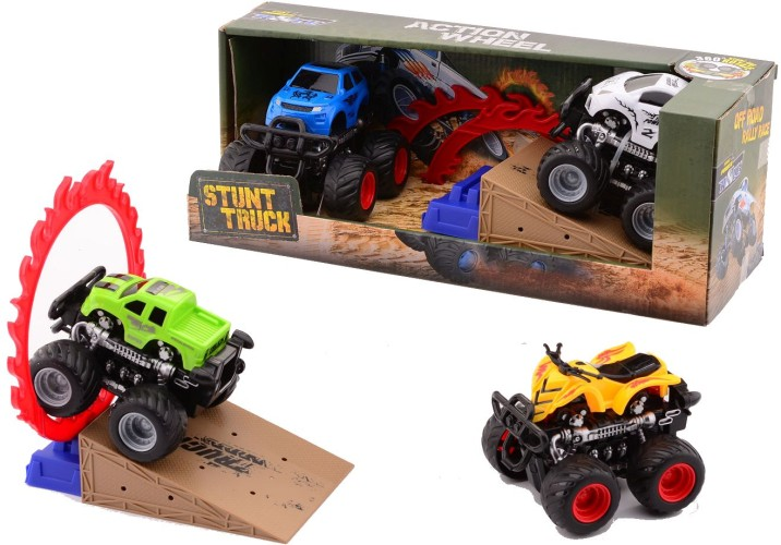 Off-road stunt racers JohnToy