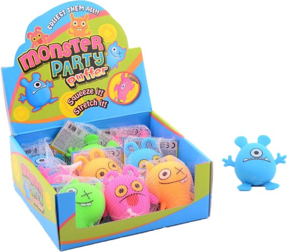 Squishy monsters JohnToy