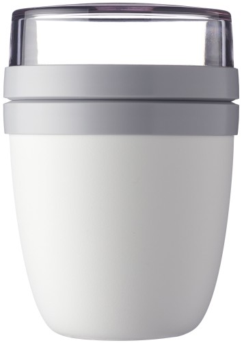 Lunchpot Mepal Ellipse: nordic wit (107648030600)