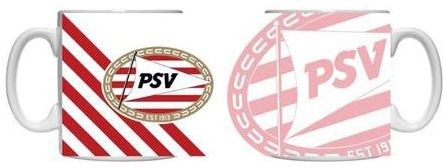 Mok psv wit/rood blow up