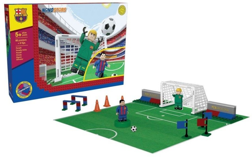 Penalty set FC Barcelona NanoStars (7305)