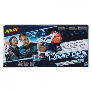 Laser OPS Alphapoint 2-pack Nerf (E2281)