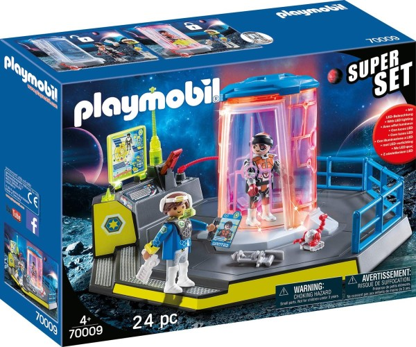 SuperSet Galaxy Police Playmobil (70009)