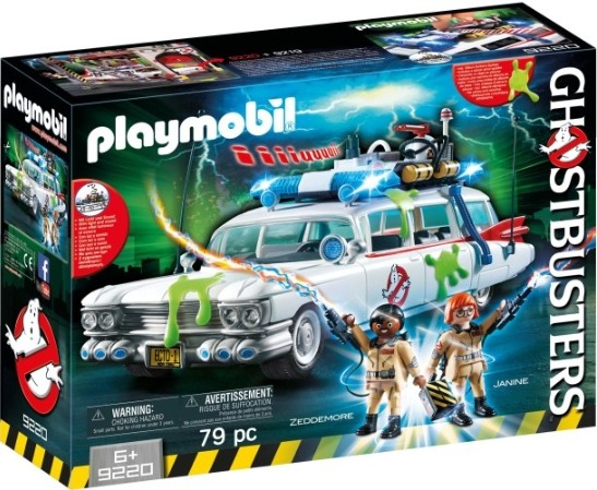 Ecto-1 Ghostbusters Playmobil (9220)