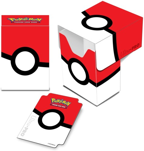 Pokemon deckbox Pokeball