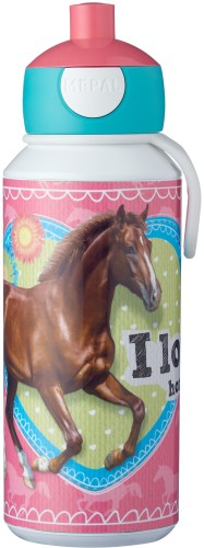 Pop-up beker paarden Mepal: My Horse