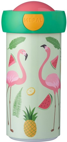 Schoolbeker Tropical Flamingo Mepal