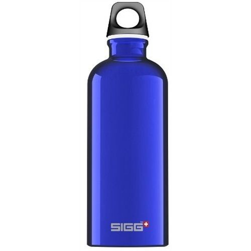 SIGG Classic Traveller 0.6L donkerblauw