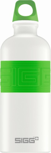 SIGG Design CYD Pure wit Touch 0.6L groen