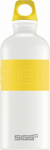 SIGG Design CYD Pure wit Touch 0.6L geel