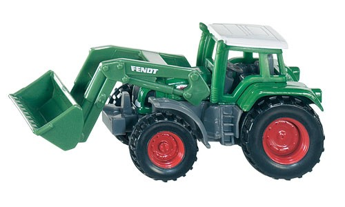 Fendt Tractor with Front Loader SIKU