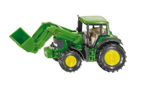 John Deere with Front Loader SIKU