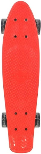 Skateboard Vintage Move: Red 57 cm/ABEC7