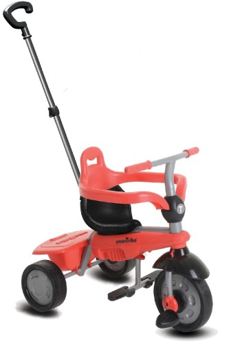 Driewieler SmarTrike Breeze Red