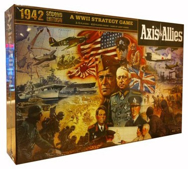 Axis and Allies: 1942 2nd Edition