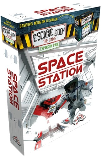 Escape Room: The Game expansion - Space Station