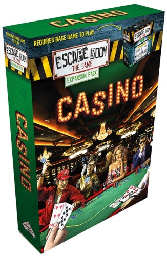 Escape Room: The Game expansion - Casino