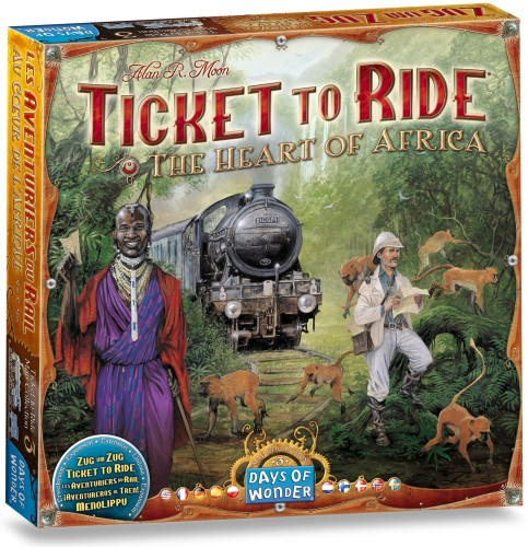 Ticket to Ride: Africa