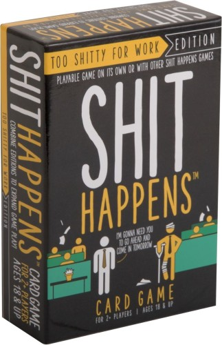 Shit Happens: Too Shitty for Work (76529)