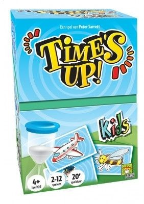 Times Up: Kids