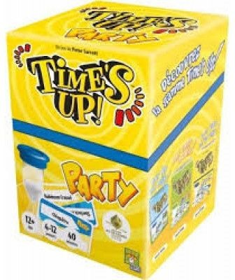Times Up: Party (REP09-002)