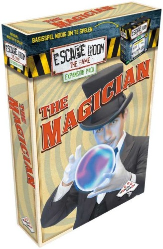 Escape Room: The Game expansion - Magician